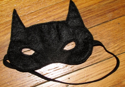 Batman Mask & Cape (11)
