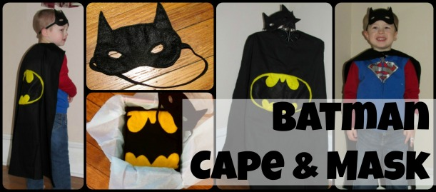 Batman Mask & Cape (15)