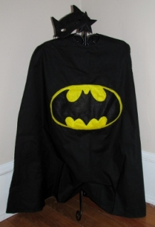 Batman Mask & Cape (7)