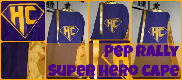 Pep Rally Super Hero Cape (10)