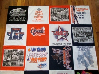Cheerleading Blanket Alyssa (13)