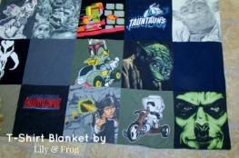 Starwars T-Shirt Blanket (5)