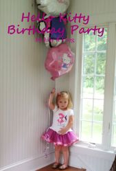 Hello Kitty Birthday Party (15)
